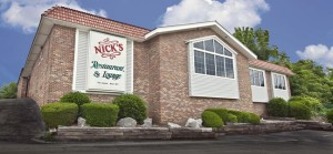 Nicks Restaurant Front