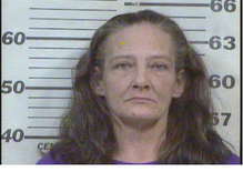 Moore, Mary Ann - Commitment Time for Felony