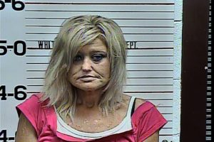 Shirley, Christina May - DUI Intox:Drugs 1st Offense; Simple Poss Sch II Percoset; DOS:R:C 1st