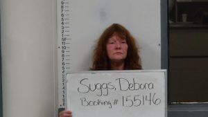 Suggs, Debra Ann - DUI