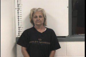 Thomas, Georgia Gail - Public Intoxication