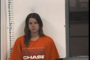 Weeks, Leah Suzanne - Reckless Endangerment; Disorderly Conduct