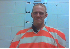 Dickens, William Corey - Holding for Another County on Warrant