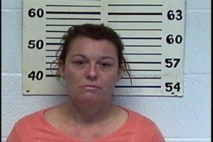 Jennifer Mathis-Theft of Merchindise