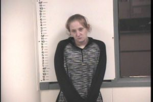 mary Bohannon-Violation of Probation-Contraband in Penal Institution