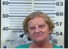 Jones, Rhonda Renee - DUI