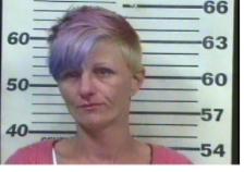 Martin, Kristi Rae - Contempt of Court