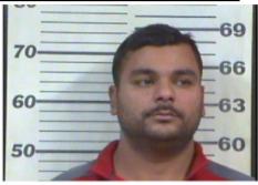Rodriguez, Hermenegil Monter - License Required:No DL; Criminal Simulation