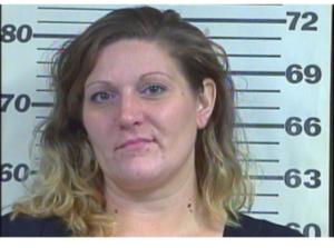 Alicia Bridges-Criminal Trespassing-Theft of Merchandise