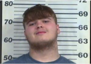 Chase Hill-Evading Arrest-Underage Consumption