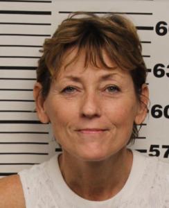 Cynthia Cooper-DUI