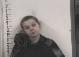 Destiney Stanfield-MAn-DEL-Sell Controlled Substance-Possession of Drug Paraphernalia