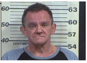 Paul Parsons-Criminal Trespassing