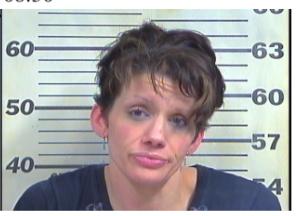 Sarah Kirkland-Suspended Revoked Drivers License
