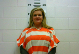 Summers, Stephanie Sue - Holding for Another County on Warrant