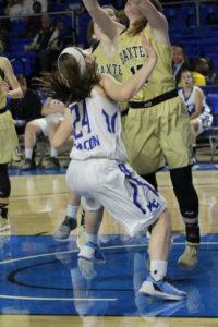 Macon County Girls Basketball State Championship 3-10-18-14
