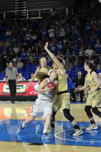 Macon County Girls Basketball State Championship 3-10-18-15