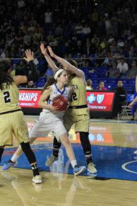 Macon County Girls Basketball State Championship 3-10-18-6
