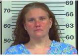 Melissa Hartman-Domestic Assault