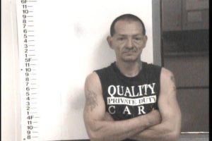 Payton, Jeffery Scott - Criminal Trespassing