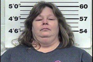 Smith, Kimberly Michelle - Criminal Trespassing