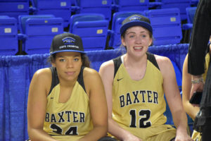 UHS Girls Basketball State Champions 3-10-18-12