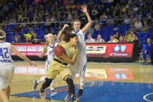 UHS Girls Basketball State Champions 3-10-18-145