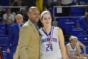 UHS Girls Basketball State Champions 3-10-18-19