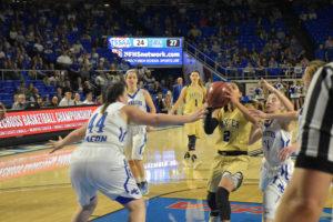 UHS Girls Basketball State Champions 3-10-18-205