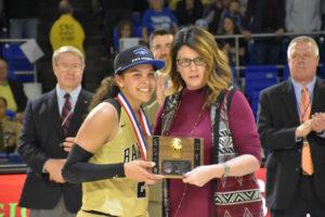 UHS Girls Basketball State Champions 3-10-18-29