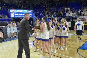 UHS Girls Basketball State Champions 3-10-18-38