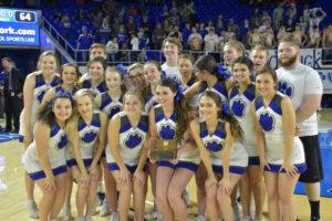 UHS Girls Basketball State Champions 3-10-18-40