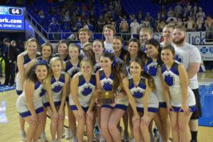 UHS Girls Basketball State Champions 3-10-18-42