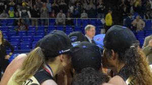 UHS Girls Basketball State Champions 3-10-18-69
