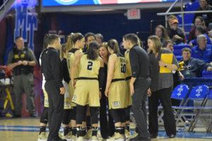 UHS Girls Basketball State Champions 3-10-18-82