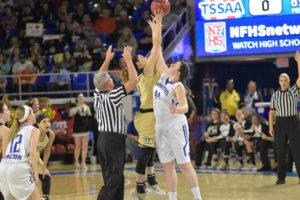 UHS Girls Basketball State Champions 3-10-18-90