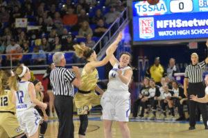 UHS Girls Basketball State Champions 3-10-18-91