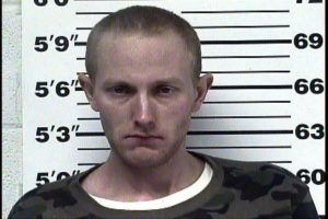 Givens, Jacob Kyle -Violation of Probation GS; Resisting Arrest