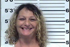 Lester, Teresa Darlene - Driving on Revoked