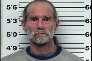 Snyder, John Clayton - Criminal Trespassing
