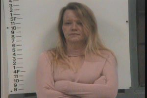 Stewart, Tina Marie - Citation Susup or Revoked DL; Fugitive from Justice