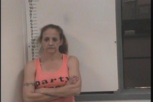 Thompson, Brenda Gayle - Criminal Impersonation; GS Violation of Probation