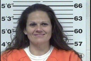 Vickers, Candice Brook - Failure to Appear