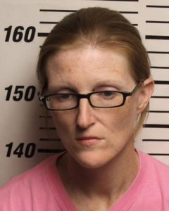 Chilton, Kirsten Renee - Simple Poss Marijuana; Driving on Revoked Suspended License