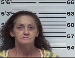 Grisham, Tina Reness - Criminal Trespassing, GS Violation of Probation