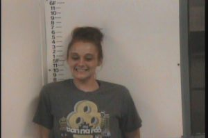 Rodgers, Brittany Latasha - Criminal Trespassing; Criminal Impersonation; GS Fail to Appear 4 4 18 Misd Theft