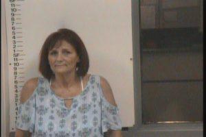 Claborn, Vicki Marie - Mitimus to Jail Sale SCH II, Meth; CC Pick up Indictment Falony FTA; CC Violation of Probation