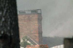East Sixth House Fire 6-7-18-27