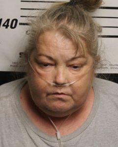 Buell, Nancy Kaye - Driving on Revoked Suspended DL; Filing False Report