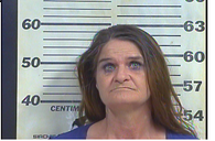 Crabtree, Carol Annettee - Hold for Another Department Rhea County